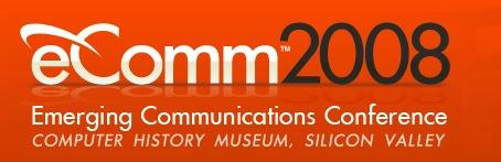 eComm 2008 Logo